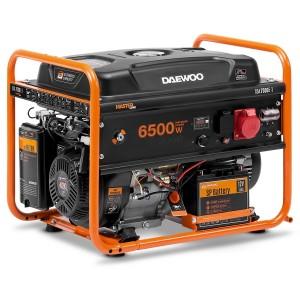 Ģenerators, benzīna DAEWOO GDA 7500E-3