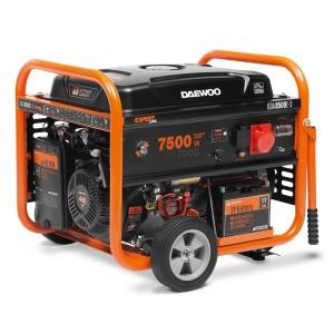 Ģenerators, benzīna DAEWOO GDA 8500E-3