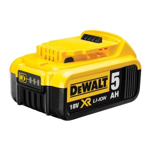 DeWALT Akumulators 18V, 5.0Ah, 90Wh