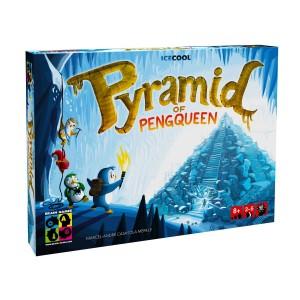 Spēle Pyramid of Pengqueen