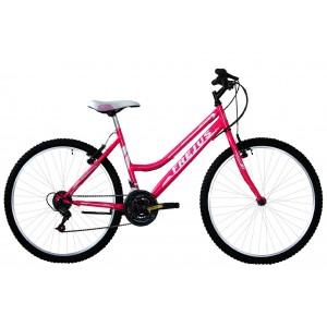"""Frejus MTB kalnu velosipēds 24"""" (rozā)"""