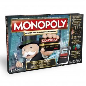 Hasbro Monopols Elektroniskā versija, latv. val.