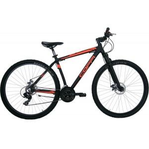 """COPPI MTB kalnu velosipēds SPK-01 29"""" riepas, alumīnija rāmis"""