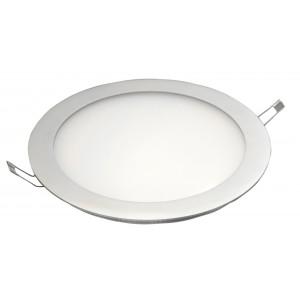 LED panelis 3 W, diametrs 8.5 cm