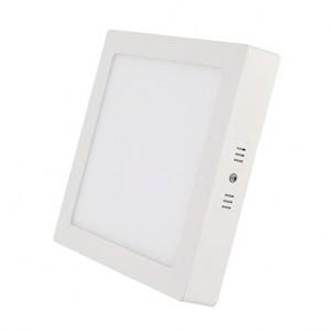 LED panelis 6 W, 12x12 cm