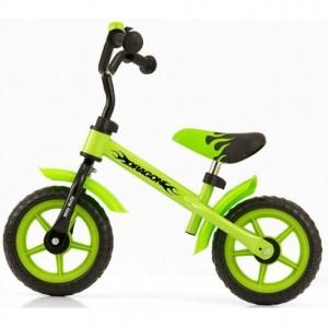 Balansa velosipēds - Milly Mally Dragon Zaļš
