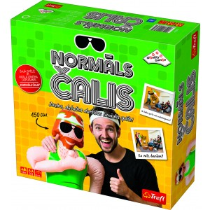 "Trefl Spēle ""Normāls čalis"""