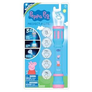 Tech4Kids Lukturis projektors Peppa Pig
