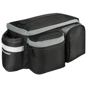 Wozinsky Velo soma Bicycle Pannier Rear Trunk Bag 6l