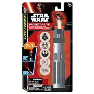 TECH4Kids Lukturis projektors Star Wars